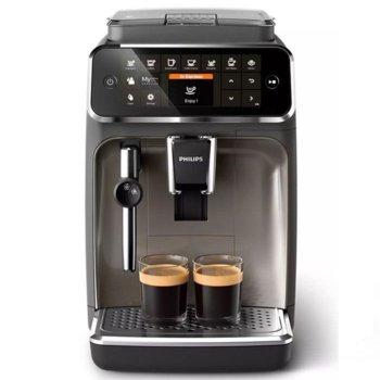 Кафемашина Philips EP4324/90, 1500W, 15 bar, капацитет на резервоара за вода 1.8л, 5 напитки, FTF дисплей, черна image