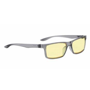 Геймърски очила GUNNAR Vertex Smoke, Amber image