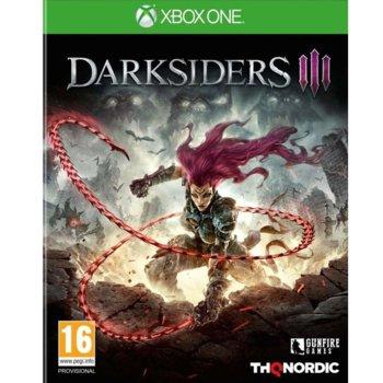 Игра за конзола Darksiders III, за Xbox One image