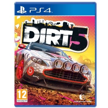 Игра за конзола Dirt 5, за PS4 image