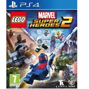 Игра за конзола LEGO Marvel Super Heroes 2, за PS4 image