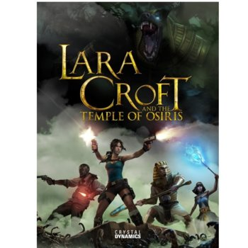 Игра Lara Croft And The Temple Of Osiris Gold Edition, за PC image