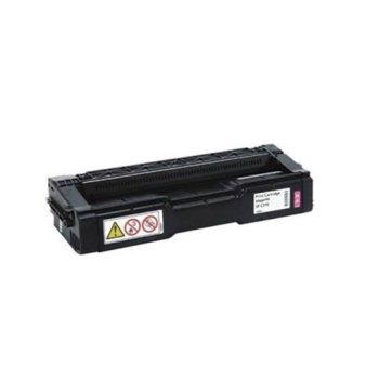 Касета за Ricoh SP C231/C232/C310/C311/C312 - Cyan - Type SPC310 - P№ 406349 - Заб.: 2 000k image