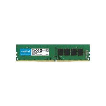 Памет 4GB DDR4 2666MHz, Crucial, CT4G4DFS8266, 1.2V image