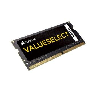 Памет 16GB DDR4 2400MHz, SO-DIMM, Corsair CMSX16GX4M1A2400C16, 1.2V image