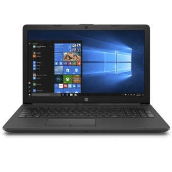 "Лаптоп HP 255 G7 (1F3J8EA), двуядрен Zen 2 AMD Ryzen 3 3200U 2.6/3.5GHz, 15.6"" (39.62 cm) Full HD WLED-backlit Display, (HDMI), 8GB DDR4, 256GB SSD, 2x USB 3.1, Free DOS image"