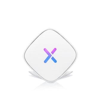 Точка за достъп ZyXEL Multy U (Single) AC2100, 2.4 GHz (300 Mbps) / 5.0 GHz (866 Mbps) / 5.0 GHz (866 Mbps), WAN 1x10/100/1000, LAN 1x10/100/1000, Bluetooth, 6 вътрешни антени  image