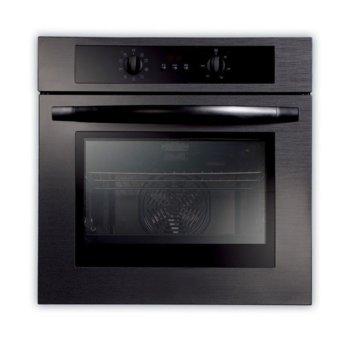 Фурна Finlux FX 573A BK/ FX 537A BK, за вграждане, клас А, 61 л. обем, 8 програми, черна image