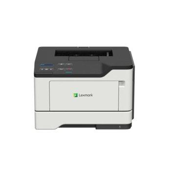 Лазерен принтер Lexmark B2338dw, монохромен, 1200 x 1200 dpi, 36 стр/мин, LAN, Wi-Fi, A4 image