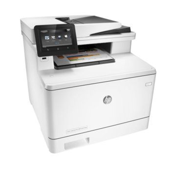 HP Color LaserJet MFP M477fdw Printer product