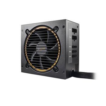 Захранване be quiet! PURE POWER 11, 500W, Active PFC, 80 Plus Gold, 120mm вентилатор image