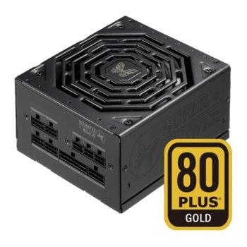 Захранване Super Flower LEADEX III Gold, 750W, 80+ Gold, Active PFC, 130mm вентилатор image