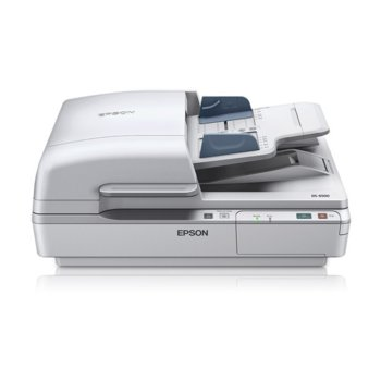 Скенер Epson WorkForce DS-6500, 1200x1200dpi, А4, ADF, USB image