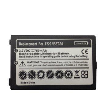 Батерия (заместител) за Sony Ericsson K700 /BST-30, 750mAh/3.7V image