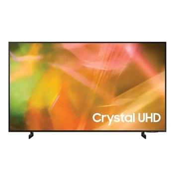 "Телевизор Samsung 55AU8072 (UE55AU8072UXXH), 55"" (139.7 cm) LED 4K/UHD Smart TV, HDR, DVB-T2/C/S2, LAN, Wi-Fi, Bluetooth, 3x HDMI, 2x USB image"