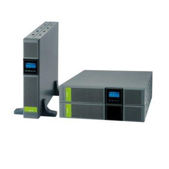 Батериен модул Socomec Netys NRP-B3300-RT, 1350VA/1700W, LCD панел, Line Interactive, Rack/Tower image