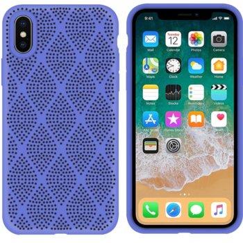 Силиконов гръб Apple iPhone 7/8 Лилав Grid product