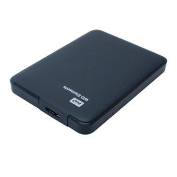 """Кутия 2.5"""" (6.35 cm) за 2.5"""" (6.35 cm) HDD/SSD, SATA 6Gb/s, microUSB 3.0 Type B, черна image"""