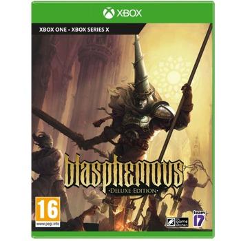 Игра за конзола Blasphemous Deluxe Edition, за Xbox One image