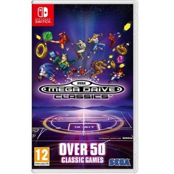 Игра за конзола SEGA Mega Drive Classics, за Nintendo Switch image