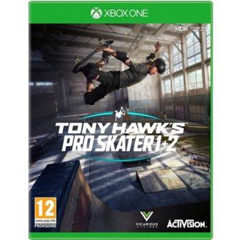 Игра за конзола Tony Hawk's Pro Skater 1 + 2 Remastered, за Xbox One image