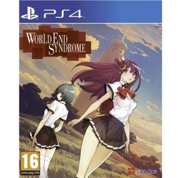 Игра за конзола WorldEnd Syndrome, за PS4 image