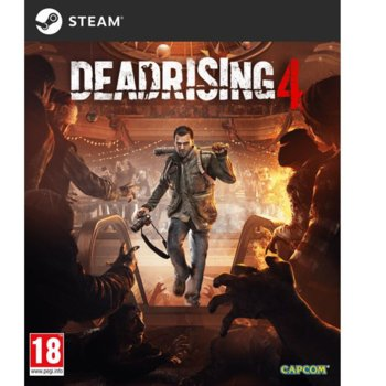 Dead Rising 4 Steam Edition product