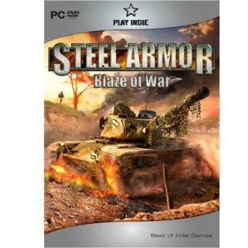 Steel Armor: Blaze of War product