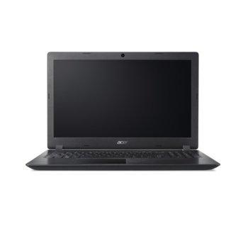 "Лаптоп Acer Aspire 3 A315-32-P3B5 (NX.GVWEX.007), четириядрен Gemini Lake Intel Pentium Silver N5000 1.1/2.7GHz, 15.6"" (39.62 cm) Full HD LED дисплей (HDMI), 4GB DDR4, 1TB HDD, 1x USB 3.0, Linux, 2.1kg image"