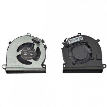 Вентилатор за HP Pavilion Gaming 15-EC, 4pin, 5V - 0.5A image
