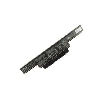 Батерия (оригинална) за лаптоп DELL Studio 1450 1450n 1457 1458 1558R U597P, 6-cell, 11.1V, 5000 mAh image