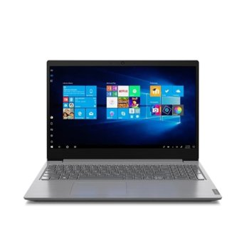 "Лаптоп Lenovo V15 (81YE0092BM), четириядрен Whiskey Lake Intel Core i7-8565U 1.8/4.6 GHz, 15.6"" (39.62 cm) Full HD Anti-Glare Display, (HDMI), 8GB DDR4, 512GB SSD, 2x USB 3.0, Free DOS image"