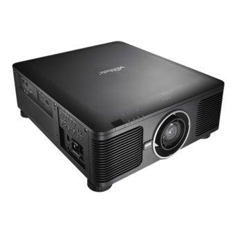 Проектор Vivitek DU6693Z, DLP, 3D Ready, WUXGA (1920x1200), 10 000:1, 7000 lm, HDMI, Display Port, VGA, DVI-D, RJ-45, черен image