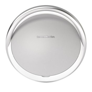 Тонколона Harman Kardon Onyx, 4x15W, Bluetooth, USB, бяла, Apple AirPlay image