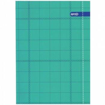 Тетрадка Spree Harmony UV, формат А4, офсетова хартия, 80 листа, шита image
