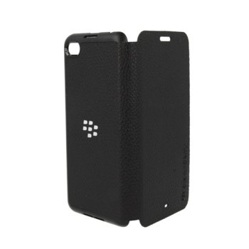 BlackBerry Leather Flip (черен) product