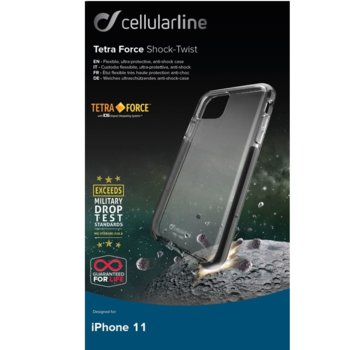 Cellular Line Tetra за iPhone 11 product