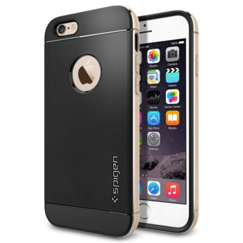 Spigen Neo Hybrid Metal Case for iPhone 6 gold product