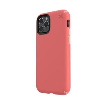 Калъф за Apple iPhone 11 Pro, поликарбонатов, Speck Presidio Pro 129891-8535, розов image