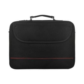 """Чанта за лаптоп NB-501B-C, до 15.6"""" (39.62cm), полиестер. черен image"""