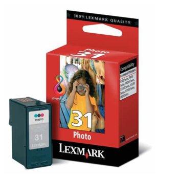 ГЛАВА LEXMARK ColorJetPrinter Z815 / X5250 - Photo - P№ 18C0031E /31/  - заб.: 125p image
