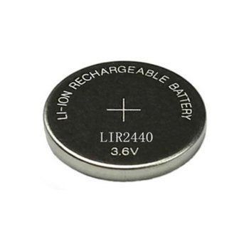 Батерия Energy Technology LIR2440, 2440, Li-ion, 3.6V, 1бр. image