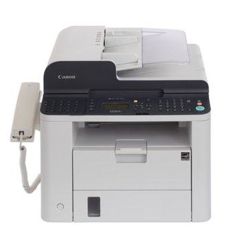 Лазерен факс Canon i-SENSYS FAX-L410, 600 x 600 dpi, ADF  image