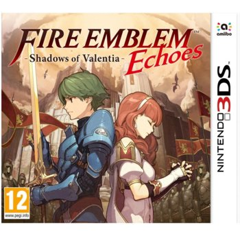 Fire Emblem Echoes: Shadows of Valentia product