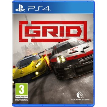 GRID PS4 product