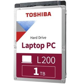 Toshiba 1TB L200 2.5in bulk product