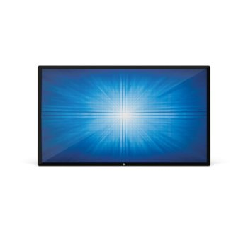 """Публичен дисплей Elo E215435 ET6553L-2UWA-1-MT-ZB-GY-G, тъч дисплей, 64.5"""" (163.9 cm) Ultra HD, HDMI, DisplayPort, USB, RS232 image"""