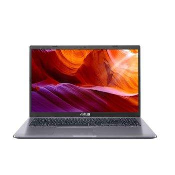 "Лаптоп Asus VivoBook 15 M509DA-WB331 (90NB0P52-M03570)(сив), двуядрен Zen 2 AMD Ryzen 3 3200U 2.6/3.50 GHz, 15.6"" (39.62 cm) Full HD Anti-Glare Display, (HDMI), 8GB DDR4, 512GB SSD, 1x USB 3.1 Type C,  image"