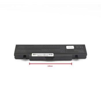Батерия (заместител) за лаптоп Samsung, съвместима със серия NP-P50 NP-P60 NP-R40 NP-R45 NP-R65, 6-Cells, 11.1V, 4400mAh image