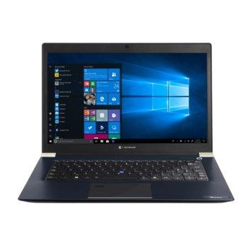 "Лаптоп Dynabook Toshiba Tecra X40-F-12F (PMR31E-04500SG6), четириядрен Whiskey Lake Intel Core i7-8565U 1.8/4.6 GHz, 14.0"" (35.56 cm) Full HD Anti-Glare Capacitive Touch Display, (HDMI), 8GB DDR4, 512GB SSD, 2x USB Type-C, Windows 10 Pro  image"